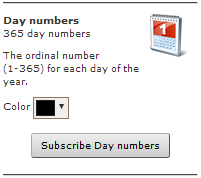 2Day numbers