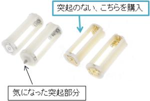 円筒型電池ボックス